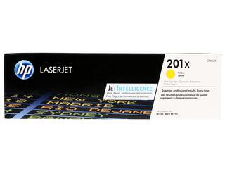 Картридж лазерный HP 201X (CF402X)