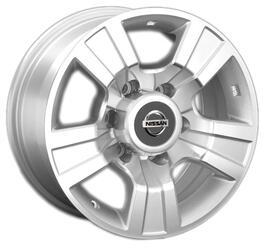 Автомобильный диск литой Replay NS86 8x16 6/139,7 ET 10 DIA 110 GMF