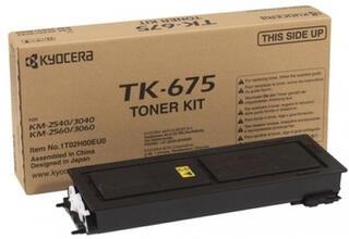Картридж лазерный Kyocera TK 675
