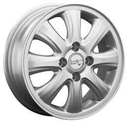 Автомобильный диск Литой LegeArtis HND22 5x13 4/100 ET 46 DIA 54,1 Sil