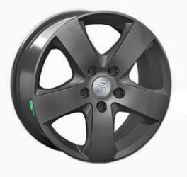 Автомобильный диск литой Replay SZ16 6,5x16 5/114,3 ET 45 DIA 60,1 GM