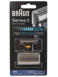 Сетка и режущий блок Braun 31S