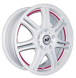 Автомобильный диск Литой Nitro Y4601 6x15 4/100 ET 48 DIA 54,1 MWRI