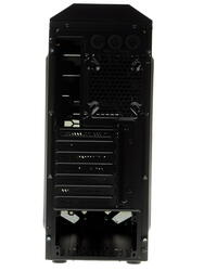 Корпус Miditower ATX AirTone SA-K4 black with led fan, без БП