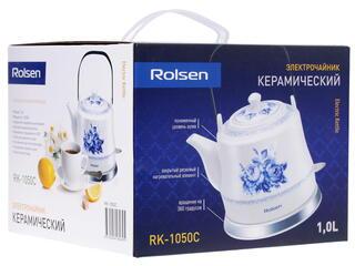 Электрочайник Rolsen RK-1050C белый
