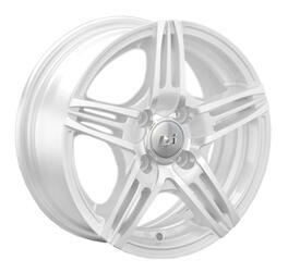 Автомобильный диск Литой LS 189 6,5x15 5/112 ET 40 DIA 73,1 White
