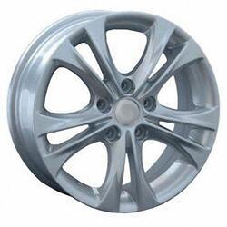 Автомобильный диск Литой LegeArtis H45 6,5x17 5/114,3 ET 50 DIA 64,1 Sil