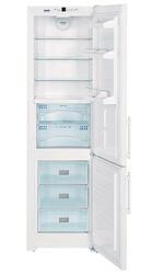 Холодильник с морозильником Liebherr CBP 4013-21 белый