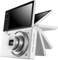 """Цифровая камера Samsung MV800F White (16MPix 4320x3240 5xZoom microSD/microSDHC HDMI SLB-11A LCD3.0"""")"""