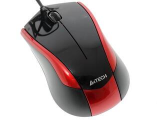 Мышь проводная A4Tech N-400-2
