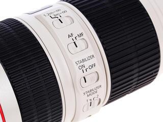 Объектив Canon EF 70-200mm F4.0 L IS USM