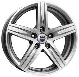 Автомобильный диск Литой K&K Андорра 6,5x16 5/114,3 ET 45 DIA 67,1 Алмаз аргентум