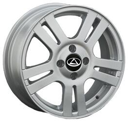 Автомобильный диск Литой LegeArtis TG8 6x15 4/100 ET 49 DIA 56,6 Sil