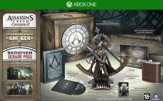 Игра для Xbox ONE Assassin's Creed: Синдикат Коллекционное издание Биг Бен
