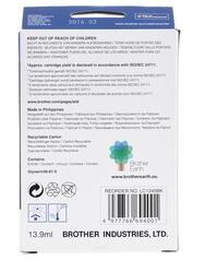 Картридж струйный Brother LC-1240BK