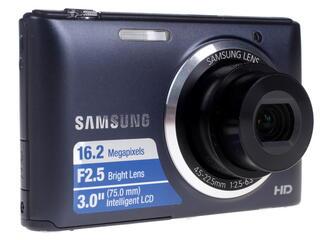 Компактная камера Samsung ST72 черный
