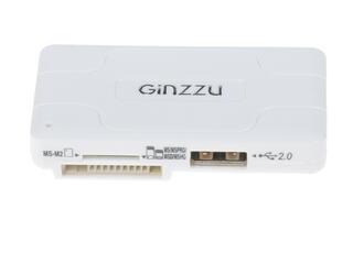 Карт-ридер GINZZU GR-417UW