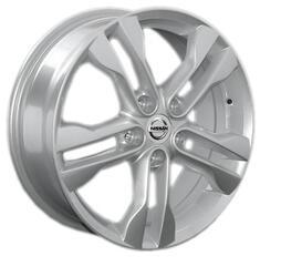 Автомобильный диск литой Replay NS81 6,5x17 5/114,3 ET 40 DIA 66,1 GM