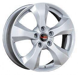 Автомобильный диск Литой LegeArtis NS87 6,5x17 5/114,3 ET 40 DIA 66,1 Sil