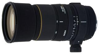 Объектив Sigma AF 135-400 mm F/4.5-5.6 для Nikon