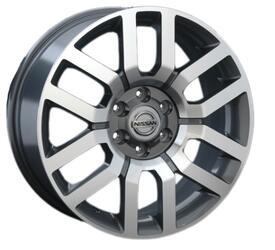 Автомобильный диск литой Replay NS17 7x17 6/114,3 ET 30 DIA 66,1 MBF