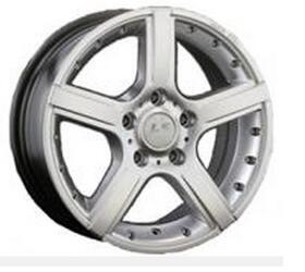 Автомобильный диск Литой LS K355 6,5x15 4/114,3 ET 40 DIA 73,1 HP