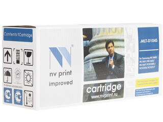 Картридж лазерный NV Print MLT-D104S