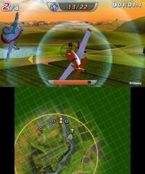 Игра для 3DS Самолеты