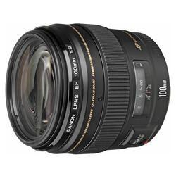 Объектив Canon EF 100mm F2.0 USM
