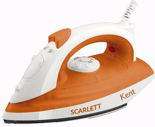Утюг Scarlett SC-137S оранжевый