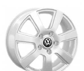 Автомобильный диск литой Replay VV75 6,5x16 5/120 ET 51 DIA 65,1 White