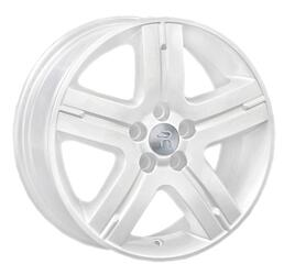 Автомобильный диск литой Replay SB5 6,5x16 5/100 ET 48 DIA 56,1 White