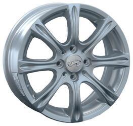 Автомобильный диск литой Replay HND83 6x15 4/100 ET 48 DIA 54,1 Sil