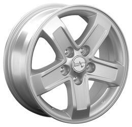 Автомобильный диск Литой LegeArtis RN69 6,5x16 5/114,3 ET 50 DIA 66,1 Sil