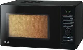 Микроволновая печь LG MH-6388EB ( 23л, комби 2250Вт, гриль, электронное управление, дисплей)