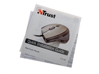 Мышь проводная Trust MaxTrack