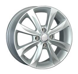 Автомобильный диск литой Replay NS126 5,5x15 4/100 ET 45 DIA 60,1 Sil