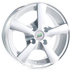 Автомобильный диск Литой Nitro 210 6x14 4/98 ET 35 DIA 58,6 Sil