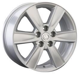 Автомобильный диск литой Replay LX7 7x17 5/114,3 ET 50 DIA 60,1 Sil
