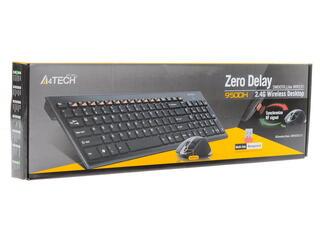 Клавиатура+мышь A4Tech 9500H