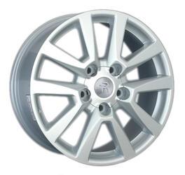 Автомобильный диск литой Replay TY106 8x18 5/150 ET 60 DIA 110,1 Sil