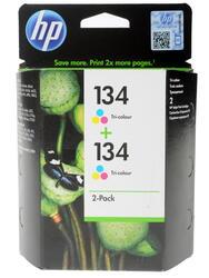 Набор картриджей HP 134 (C9505HE)