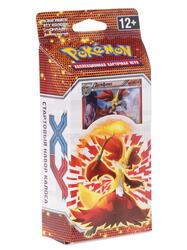 """Игра настольная Pokemon XY0: Стартовый набор """"Калоса"""""""