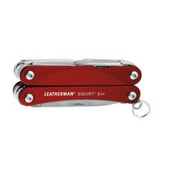 Мультитул Leatherman Squirt ES4 красный