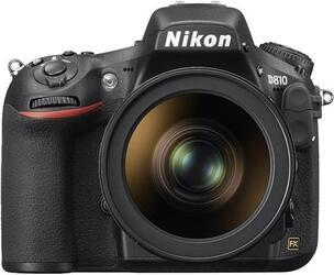 Зеркальная камера Nikon D810 Kit 24-70mm черный