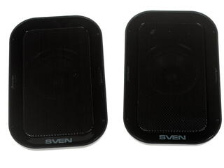 Портативные колонки SVEN PS-36 черный