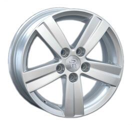 Автомобильный диск литой Replay FT15 6,5x16 5/130 ET 68 DIA 78,1 Sil