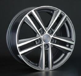 Автомобильный диск литой Replay SK71 7x16 5/112 ET 45 DIA 57,1 GMF