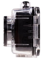 Экшн видеокамера Gembird ACAM-002 черный