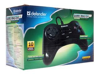 Геймпад Defender Game Master G2 черный